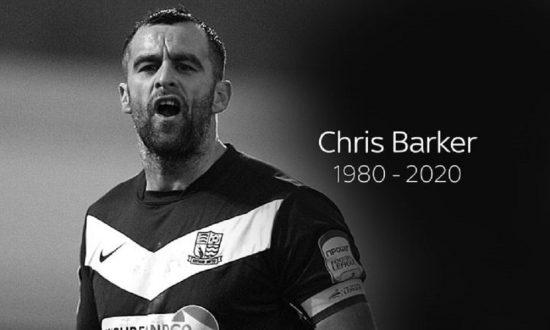 ΣΟΚ! «΄Εφυγε» στα 39 του ο ποδοσφαιριστής Κρις Μπάρκερ!