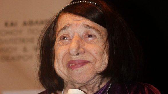 Η ΕΡΤ τιμά απόψε τη μνήμη της Κατερίνας Αγγελάκη-Ρουκ