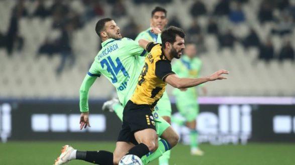 Αναβλήθηκε με απόφαση Αυγενάκη το Αστέρας Τρίπολης-ΑΕΚ