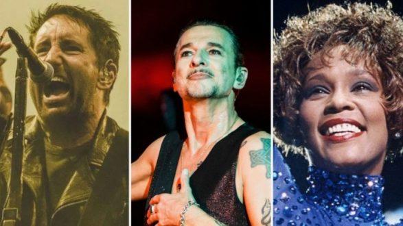 Depeche Mode, Doobie Brothers, Whitney Houston στο Rock and Roll Hall of Fame το 2020