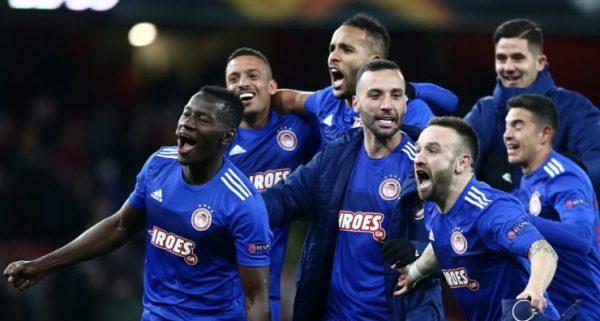 H κλήρωση του Europa League