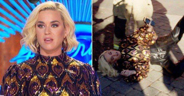 H Κέιτι Πέρι κατέρρευσε από διαρροή αερίου σε ακρόαση του «American Idol»