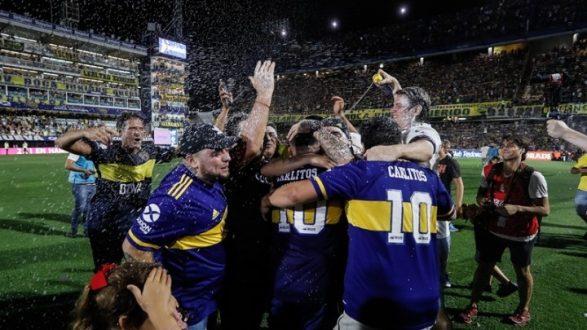 Η Μπόκα κατέκτησε τον τίτλο στην Αργεντινή