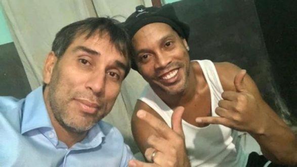 Ανησυχία για την κατάσταση του Ροναλντίνιο - «Εχει χάσει το χαμόγελό του στη φυλακή»