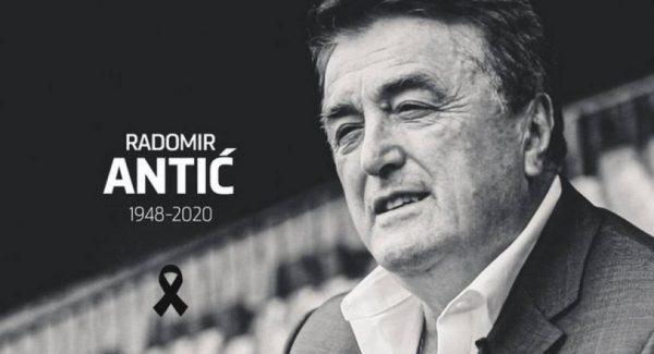 «Έφυγε» ο θρυλικός Σέρβος προπονητής, Ράντομιρ Αντιτς