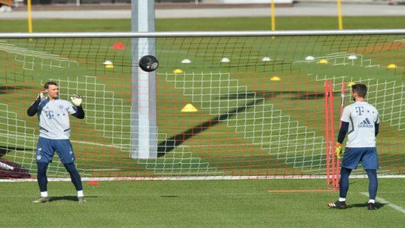 Κορωνοϊός: Eπιστροφή στην κανονικότητα των... προπονήσεων για τις ομάδες της Βundesliga!