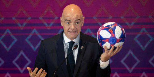 Ινφαντίνο: «Το ποδόσφαιρο θα είναι διαφορετικό μετά την πανδημία του κορωνοϊού»
