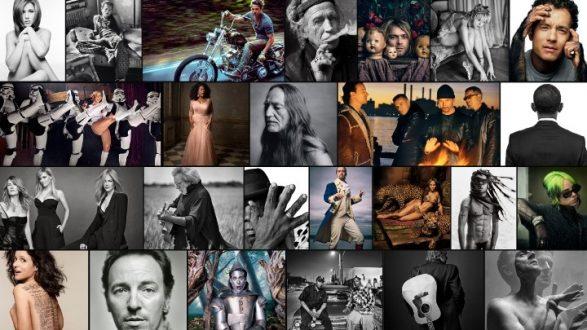 Πορτρέτα των Κερτ Κομπέιν, Μπραντ Πιτ, θα πωληθούν σε online δημοπρασία