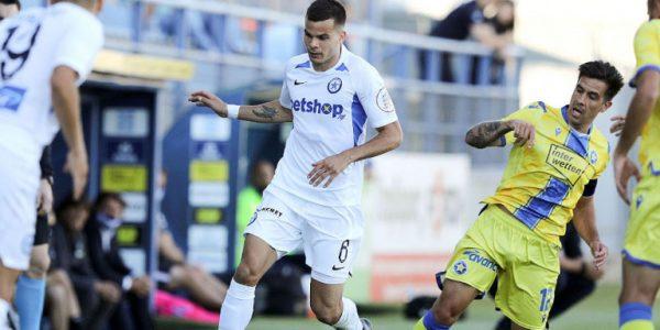 Super League: Δίκαιη μοιρασιά για Αστέρα Τρίπολης και Ατρόμητο