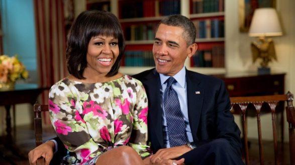 Πρώτος καλεσμένος της Μισέλ Ομπάμα στο Spotify podcast ο... Μπαράκ