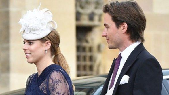 Μυστικός γάμος για την πριγκίπισσα Βεατρίκη