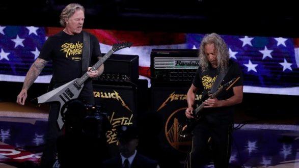 Οι Metallica αγοράζουν τα δικαιώματα τραγουδιών άλλων δημιουργών