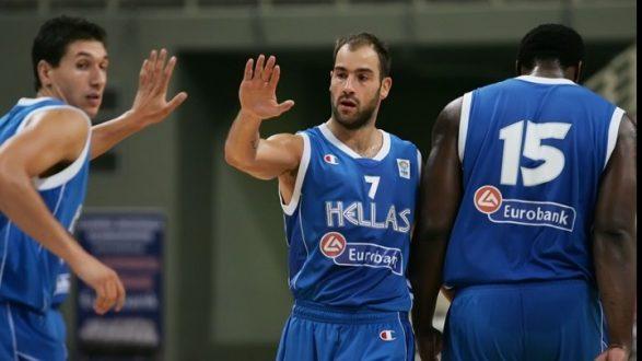 Σπανούλης και Διαμαντίδης στην καλύτερη πεντάδα των Ευρωμπάσκετ της τελευταίας εικοσαετίας