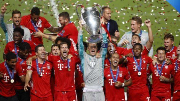 Champions League: Πρωταθλήτρια Ευρώπης η Μπάγερν Μονάχου!