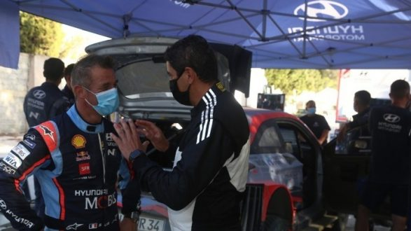 Tο Ράλλυ Ακρόπολις στους σχεδιασμούς του WRC