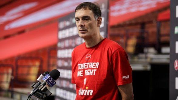 Μπαρτζώκας: «Αλλοίωση της διοργάνωσης λόγω κορωνοϊού»