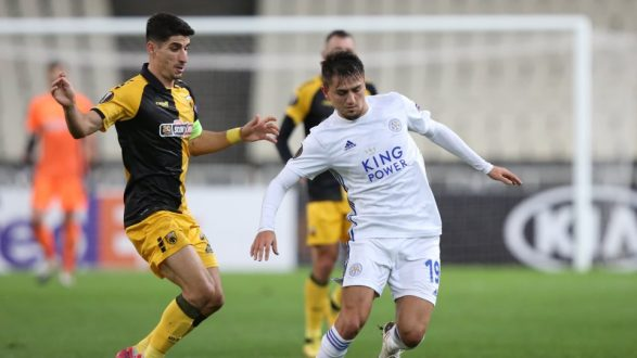 Europa League: ΑΕΚ - Λέστερ 1-2