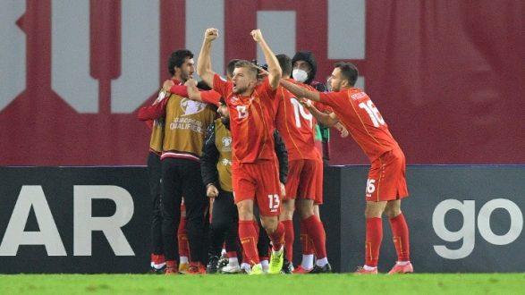 Πρώτη φορά σε τελικούς EURO η Βόρεια Μακεδονία