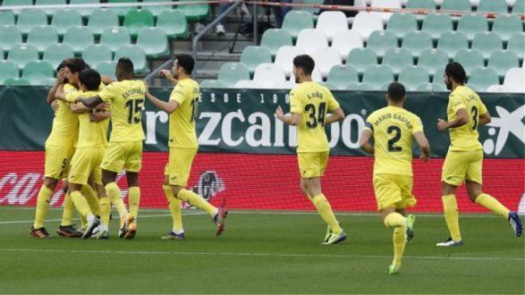 Βιγιαρεάλ – Λεβάντε 2-1
