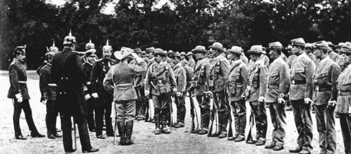 Η επίσημη αναγνώριση Γενοκτονίας που διέπραξαν οι Γερμανοί στη Ναμίμπια
