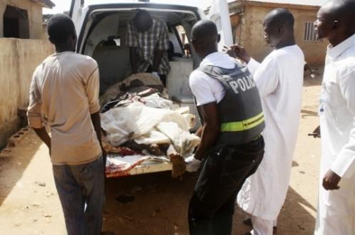 Είκοσι νεκροί από επιδρομή ληστών σε χωριό
