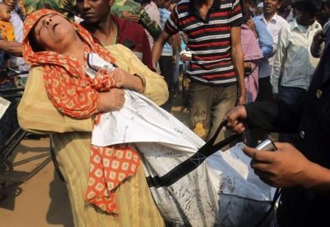 Διαδηλώσεις για καλύτερες συνθήκες εργασίας στο Μπαγκλαντές