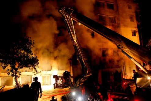 Νέα πυρκαγιά σε εργοστάσιο στο Μπαγκλαντές