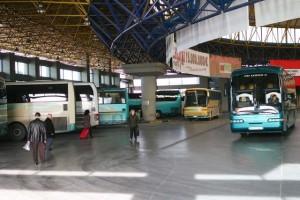Ξανά στους δρόμους τα λεωφορεία του ΚΤΕΛ Θεσσαλονίκης