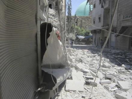 Συρία: Τουλάχιστον 48 νεκροί