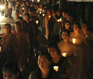 Στην Ινδία η σορός της νοσοκόμας που αυτοκτόνησε