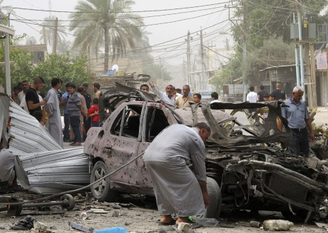 Τουλάχιστον 47 νεκροί και 110 τραυματίες σε τρομοκρατικές επιθέσεις