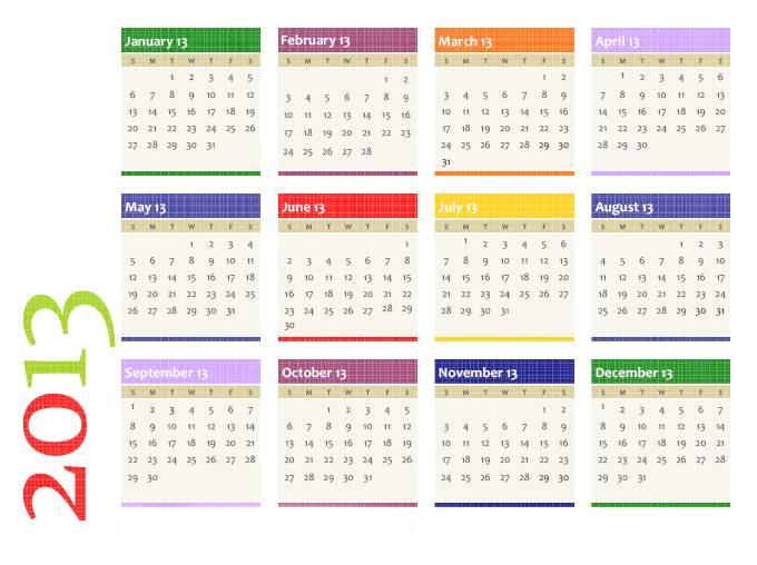 Όλες οι επίσημες αργίες του 2013
