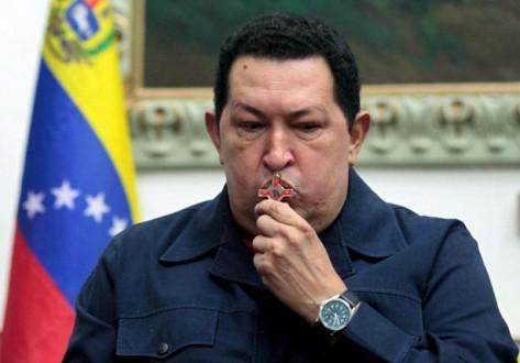 Δυσπιστία για την κατάσταση του Τσάβες