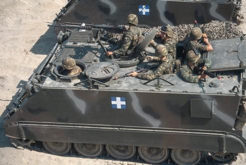 Δεύτερη σε στρατιωτικές δαπάνες η Ελλάδα, μετά τις ΗΠΑ