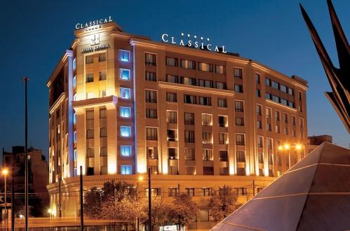 Έβαλαν «λουκέτο» 41 ξενοδοχεία της Αθήνας