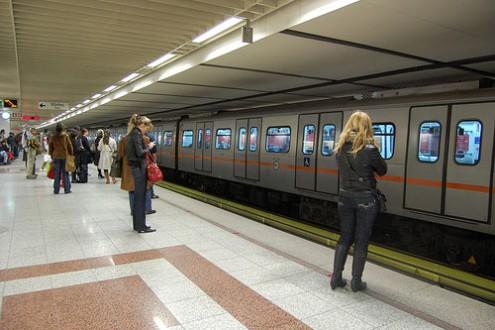 Με καθυστερήσεις και σήμερα τα δρομολόγια του Μετρό