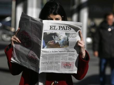 Το Καράκας κινείται νομικά κατά της El Pais