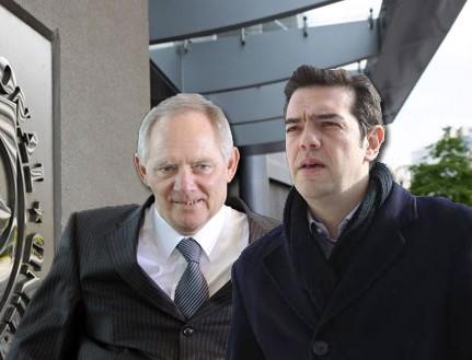 «Σφήνα» στην κόντρα ΔΝΤ- Βερολίνου ο ΣΥΡΙΖΑ