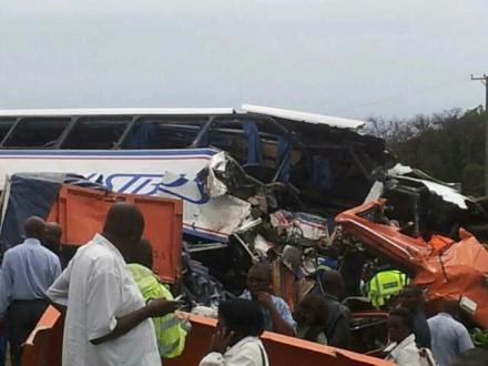 Ζάμπια: Τουλάχιστον 51 νεκροί σε τροχαίο