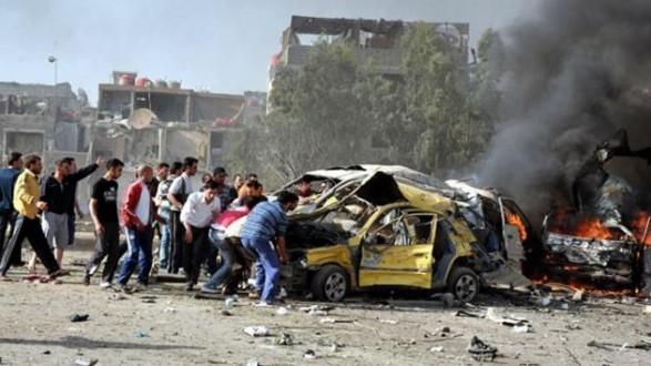 Δεκατρείς νεκροί στη νεκρή ζώνη Τουρκίας-Συρίας