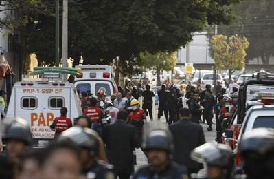 Φονική έκρηξη σε πετρελαϊκή εταιρεία στο Μεξικό