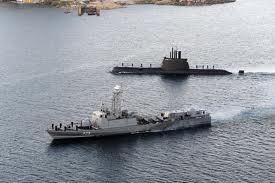 Σε εξέλιξη η ναυτική άσκηση «Noble Dina»