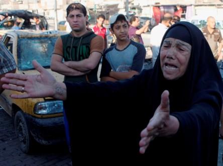 Σειρά επιθέσεων με νεκρούς και τραυματίες στο Ιράκ