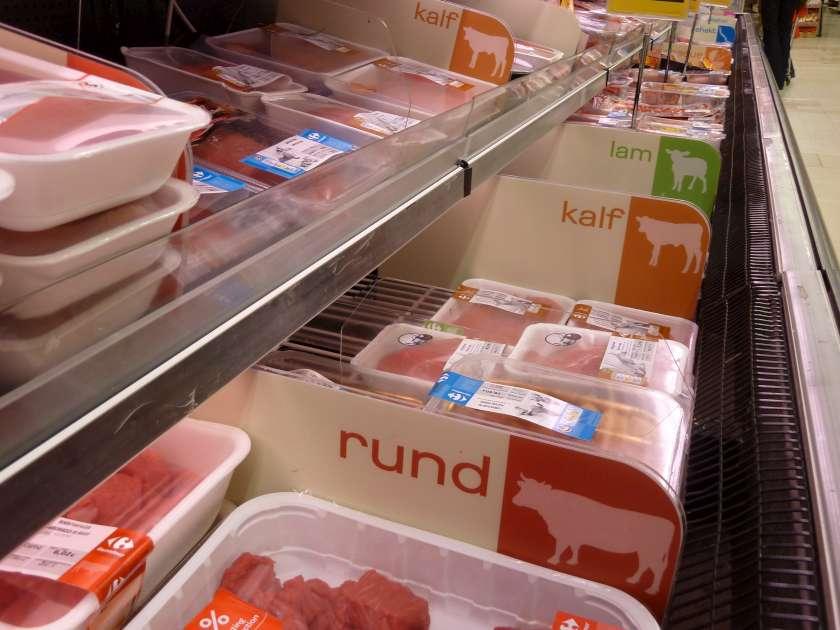 Πενήντα τόνοι μοσχαρίσιο κρέας αναμείχθηκαν με άλογο