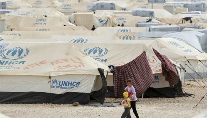 ΗΠΑ: Ανθρωπιστική βοήθεια 100 εκατ. δολαρίων στους Σύρους πρόσφυγες