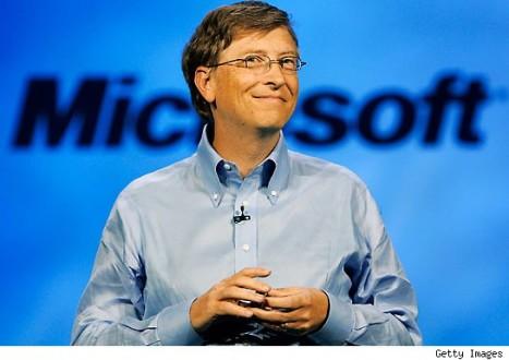 Ο Μπιλ Γκέιτς, έγινε ξανά ο πλουσιότερος άνθρωπος στον κόσμο