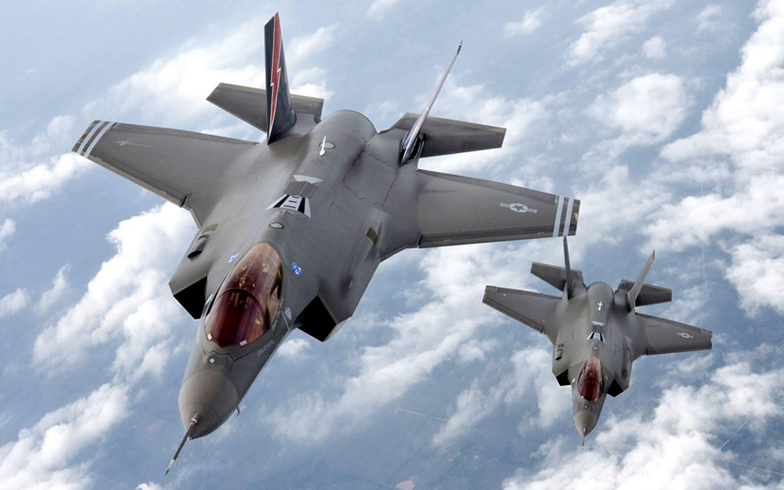 Η Ιταλία έχει λεφτά για 90 μαχητικά F-35