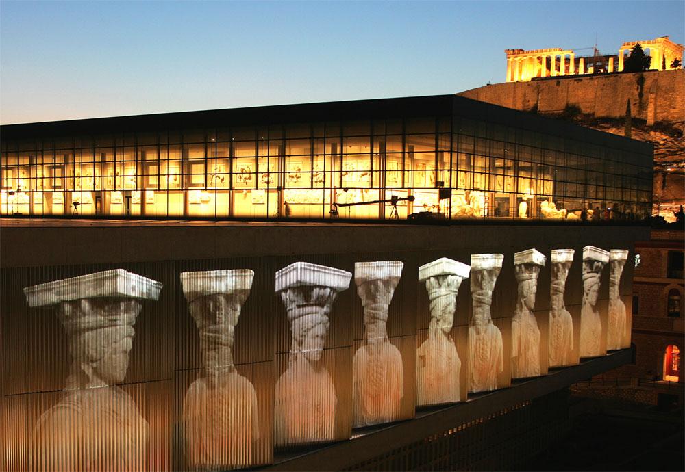 Τα τέταρτα «γενέθλια του Μουσείου της Ακρόπολης
