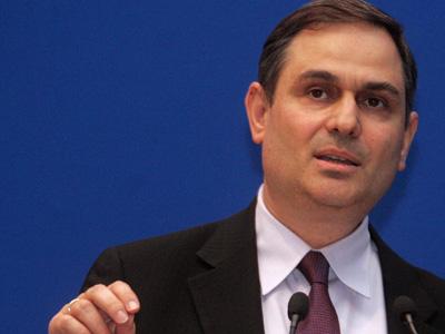 Ο Φ.Σαχινίδης μιλά για την πορεία του τραπεζικού συστήματος
