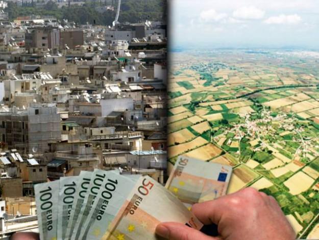 Χωράφια αγοράζουν οι Έλληνες - Ξενοδοχεία οι ξένοι